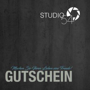 Studio 54 Wertgutschein