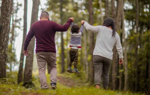 Familienshooting Premium