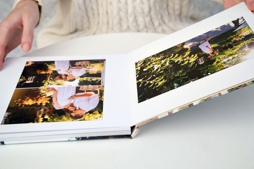 Individuelles Fotobuch